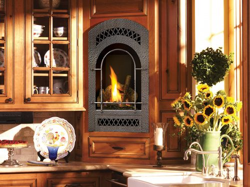 FireplaceX, Bed