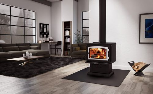 Enerzone, Solution 1.6 Wood Stove